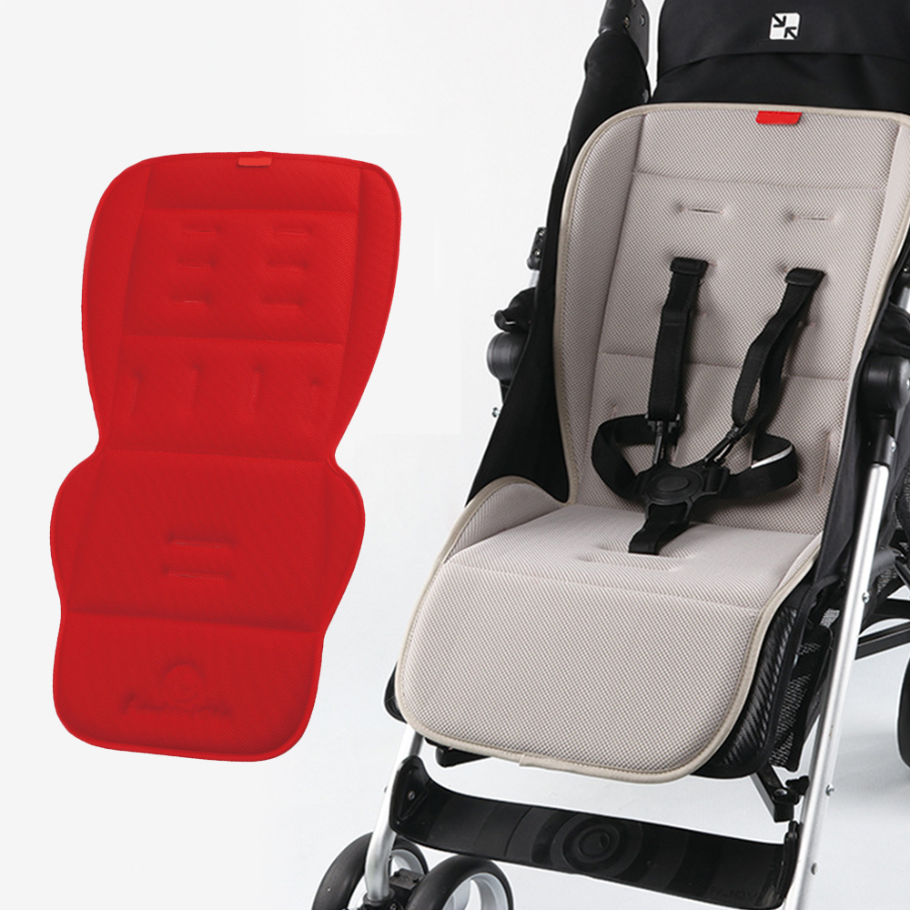 Breathable Stroller Accessories Mattress In A Stroller Universal Baby Stroller Seat Cushion Kids Pushchair Four Seasons Soft Pad