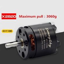 SunnySky X2820 800KV/920KV 1100KV Brushless Motor Efficient Violence Motor For RC Fixed Wing Drone