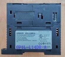 цена на 8 DI 6 DO Relay CP1L-L14DR-A AC100-240V PLC Programmable Logic Controller New Original L14DR