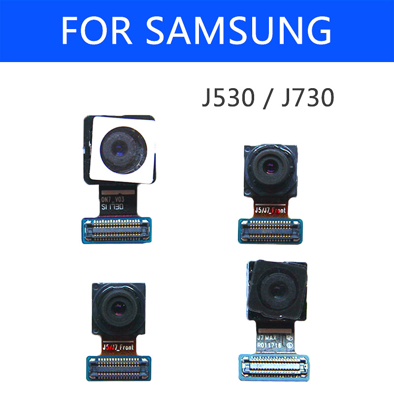 Front Facing Camera Module For Samsung Galaxy J5 2017 SM-J530/Galaxy J7 2017 SM-J730 J730F Rear Camera Front Camera