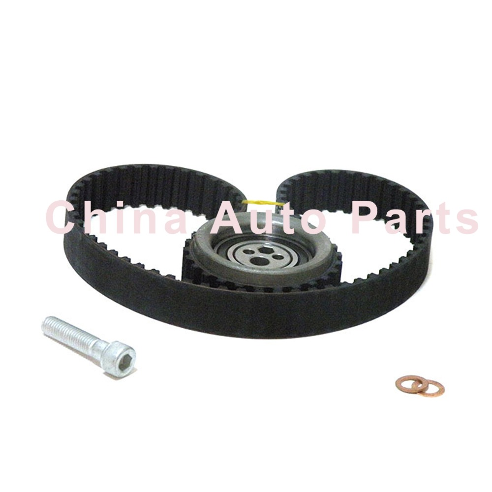 Timing Belt Repair Kit 6666715 6670555 for Bobcat Skid Steer Loader A220 A300 S250 T200(China)