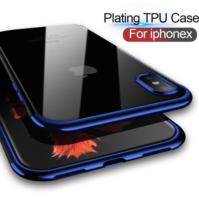 TPU Case For iPhone XS Max (8)