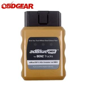 Image 1 - Adblue Emulator For Benz OBD2 Emulator Adblue For BENZ Mercedes OBD2 Auto Diagnostic Tool OBD2 Heavy Duty Diesel Scan Tools