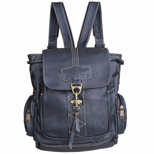 calidad mochilas alta escolares Mochila de bolsos mujer cuero ABwRA6Wqgx