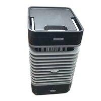 Mini ventilador de ar condicionado atômico acessível cooerl ventilador portátil espaço pessoal sistema de refrigeração ventilador elétrico refrigerador de ar acessível rápido