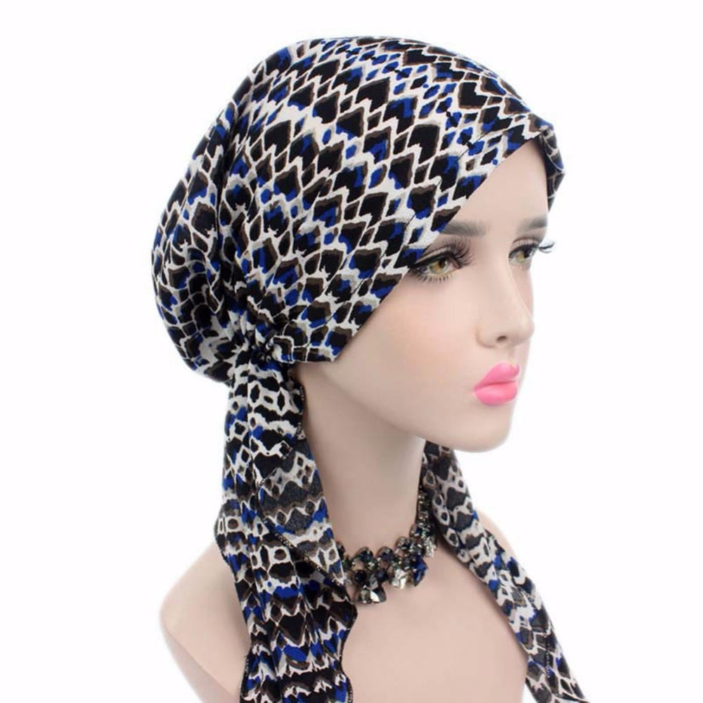 Women Large Flower Model Headscarf Chemotherapy Cap Western Style Ruffle  Cancer Chemo Hat Beanie Scarf Turban Wrap hedging Cap-in Skullies   Beanies  from ... 73aa20058544