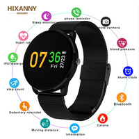 Smart Watch IP67 Waterproof Bluetooth Smart Watches Heart Rate Blood Pressure Monitoring for Android iOS PK Mi band Reloj Hombre