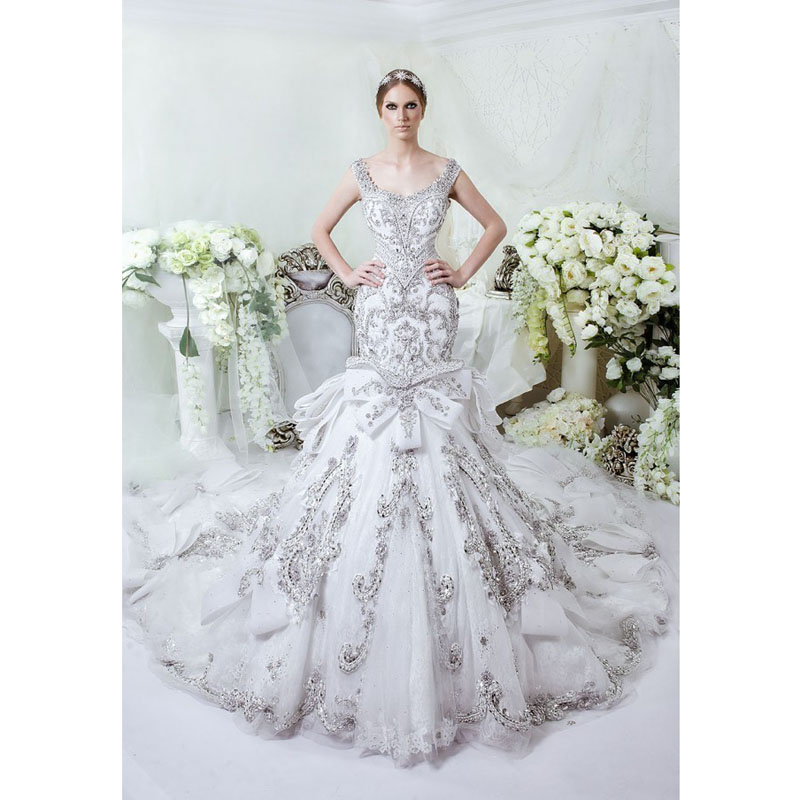 Popular chic wedding gown buy cheap chic wedding gown lots for Cheap wedding dresses in dubai