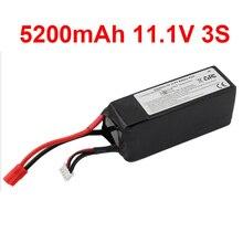 Bateria para walkera zangão FPV avião bateria 5200 mAh 11.1 V 3 S 2 P especial para walkera zangão bateria alta qualidade da bateria de lítio