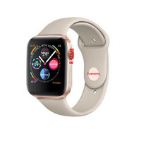 Bluetooth Smart Watch IWO 8 Series 4 Rose Gold Smart Watch IWO8 relogio For Android Samsung Phone for Apple watch iphone Clock