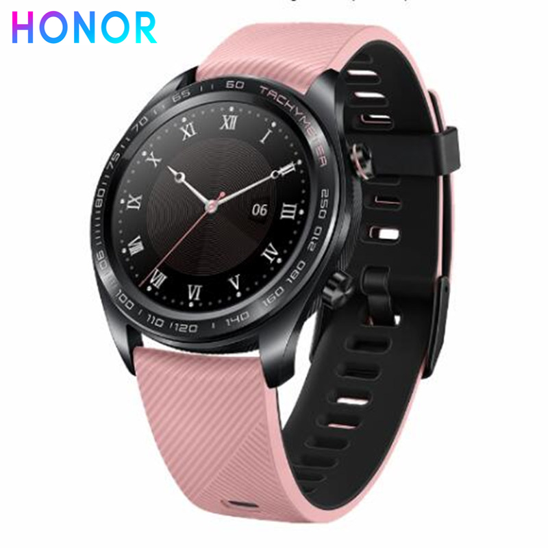 Original Huawei Honor Watch Dream Sport Sleep Run Cycling Swim GPS Long Battery Heart Rate Fitness Tracker Smart Women Watches