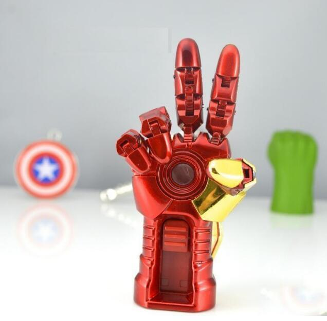 Ironman hand 2.0 USB Memory Stick, 8GB, 16GB, 32GB, 64GB, 128GB and 256GB