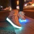 SYTAT 2016 Новые Цвета светящиеся обувь СВЕТОДИОДНЫЕ светящиеся обувь женская мода USB аккумуляторная свет обувь для взрослых led обувь