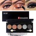 1pcs Professional 5 Colors Matte Makeup Maquiagem Beauty Long-lasting Natural Eye Shadow Palette