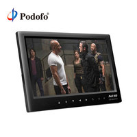 Podofo 7 inch LCD HD Parking Dashboard Display Screen Rear View Monitor for Cars / Bus / Truck / Caravan