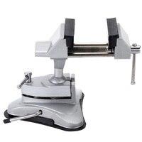 סגן ספסל מיני קליפ על ספסל תחביב מסתובב 360 תואר Plier מלחציים שולחן מהדק בורג ספסל מקדחה חשמלי מטחנות כלי מחזיק