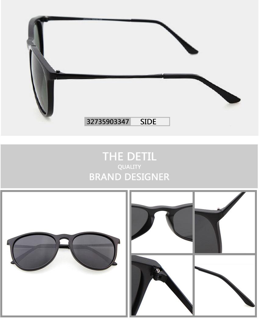 90b7734ca Who cutie 2017 top qualidade erika óculos de sol polarizados gafas ...