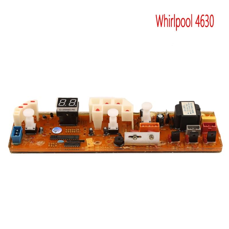 Whirlpool4630 lavatrice scheda di controllo circuito computer di bordo della scheda madre