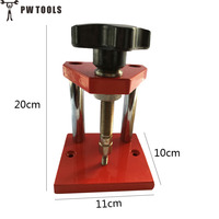 PW TOOLS Watch Capping Machine High Quality Metal Press Set For Watch Repair Tools With 12