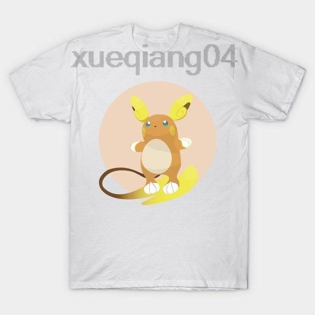694e7ed9 Alola Raichu T Shirt-in T-Shirts from Men's Clothing on Aliexpress ...