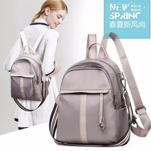 Oxford cloth backpack women's fashion bag casual canvas women's backpack