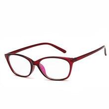 d34985d04371e Olho de gato Óculos de Armação Mulheres Marca Leopardo Único Estereoscópico Óculos  Femininos Quadro Lente Clara Nenhum Grau Ocul.
