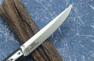Image 5 - Oem ceo 7096 フリップ折りたたみナイフボールベアリング 8cr13mov刃ナイロンハンドルアウトドアキャンプ多目的狩猟edcツール