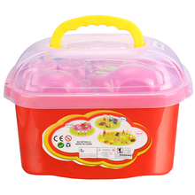Kids Kitchen Simulation Storage Box