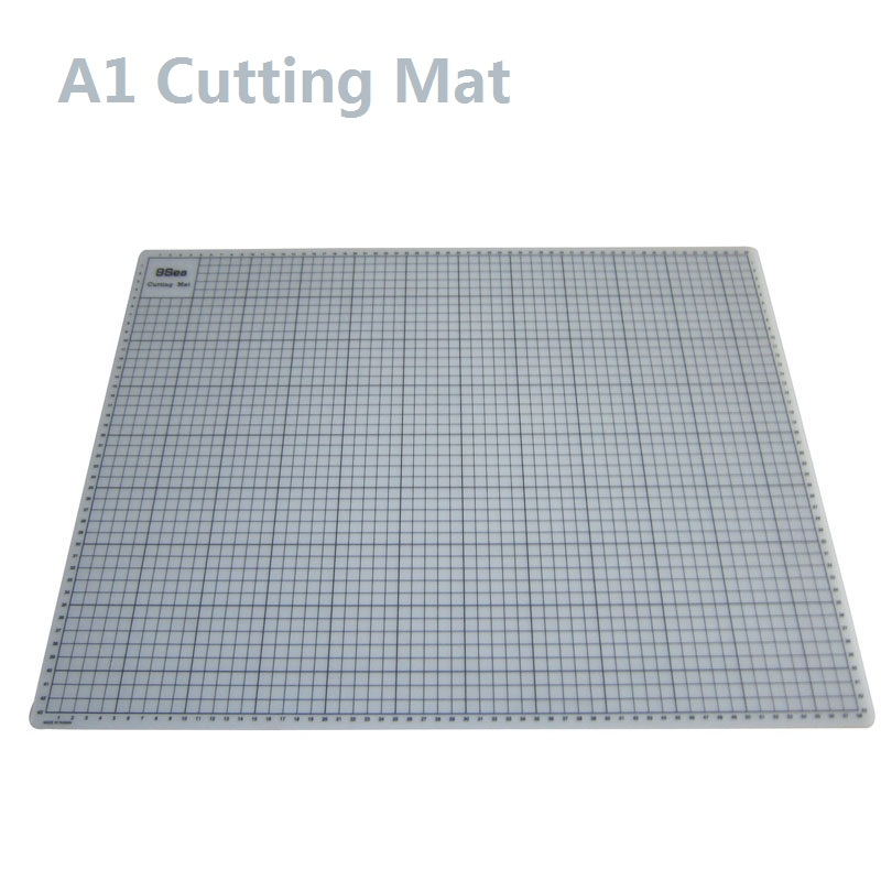 A1 Translucent Panels Cutting Mat Sculpture Tools For Patchwork Quilting Tools Plancha De Corte 60cmx90cm