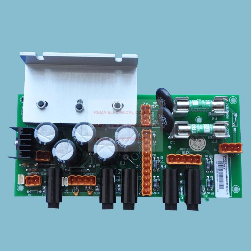 Symbol Of The Brand Original Kone Elevator Parts Power Board Km713140g04 713143h03 Elevator Parts Can Replace Km713140g08 For Improving Blood Circulation Elevators & Elevator Parts