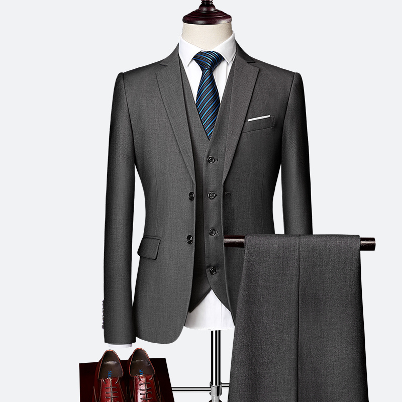 Plyesxale 3 Piece Wedding Suits For Men Slim Fit Mens Suits Formal Burgundy Green Purple Yellow Red White Man Suit 5xl 6xl Q63