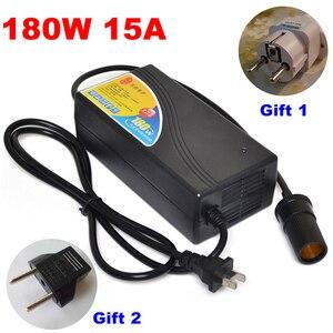 Image 4 - 60W 72W 120W 150W 180W 250W Car Cigarette Lighter AC/ DC Power Converter Adapter Inverter DC Power Supply Transformer