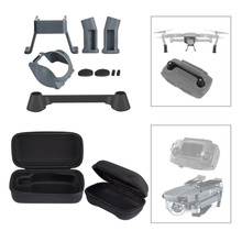 5 in 1 Drone Body and Controller Travel Case and Lens Sun Shade and Transmitter Stick Thumb for Dji Mavic Pro Accessories kit