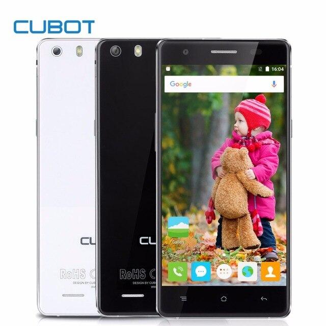 Оригинал CUBOT X16S 5.0 Дюймов Android 6.0 MT6735A Quad Core смартфон 1280*720 Pixel 3 ГБ RAM 16 ГБ ROM Мобильный Телефон 4 Г Мобильный телефон