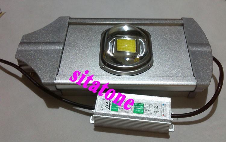 удалить фабрика продажа 12 в 24 в ac85-Сид 265V удара 50 вт уличный свет Сид IP67 Сид 130лм/Вт чипы светодиодные уличные 3 года гарантии