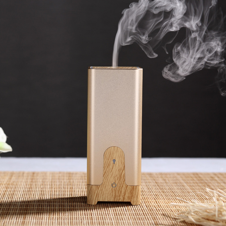 USB Ultrasonic Humidifir Portable Ultrasonic  Aromatherapy Aroma Diffuser Essential Oil Diffuser Mist Maker Fogger For Car Home aromatherapy aroma mix