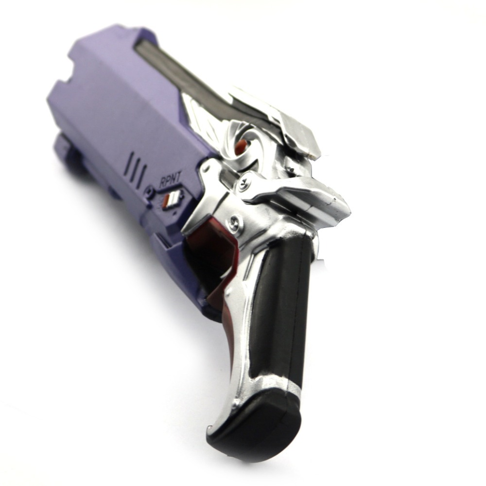Paper Dva Gun Weapons Model Toys Ow Weapon Cos D.va Reaper Gabriel Halloween Cosplay Props Weapon Accessories Ninja Genji Building & Construction Toys
