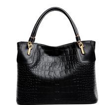 Vintage Krokodil Kupplungen casual trage berühmte marken 2017 weiblichen umhängetasche frauen mode reißverschluss leder designer handtaschen 45