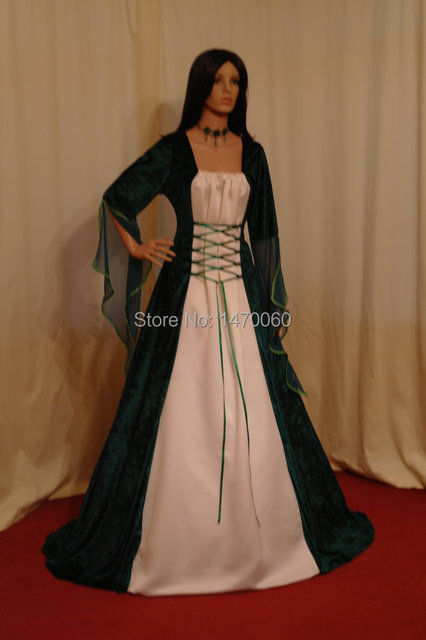 Plus Size Medieval Dresses Ibovnathandedecker