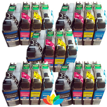 20 Ink Cartridge for Brother LC 223 MFC-J5320DW MFC-J5620DW MFC-J5625DW MFC-J5720DW MFC-J4620DW MFC-J4625DW аксессуар защитное стекло zibelino для zte v9 vita tg full screen black ztg fs zte v9v blk