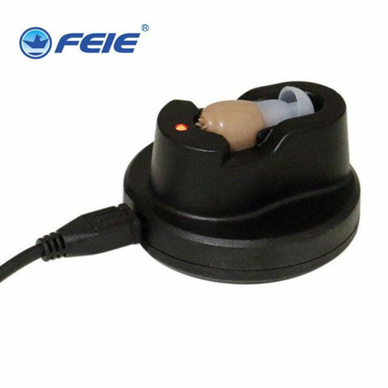 Deafness Earphones S-102 mini rechargeable hearing aid for the deaf Innovador 2018 Free ShippingDeafness Earphones S-102 mini rechargeable hearing aid for the deaf Innovador 2018 Free Shipping