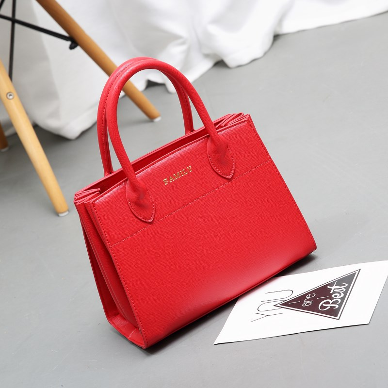Red Bag Girl 2018 new style womens bag, single shoulder shoulder bag, killer bag, bridal bag, bridesmaid bag.