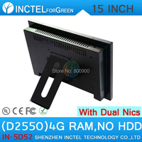 All In One Desktop Pc With 5 Wire Gtouch 15 Inch LED Touch 4G RAM 1