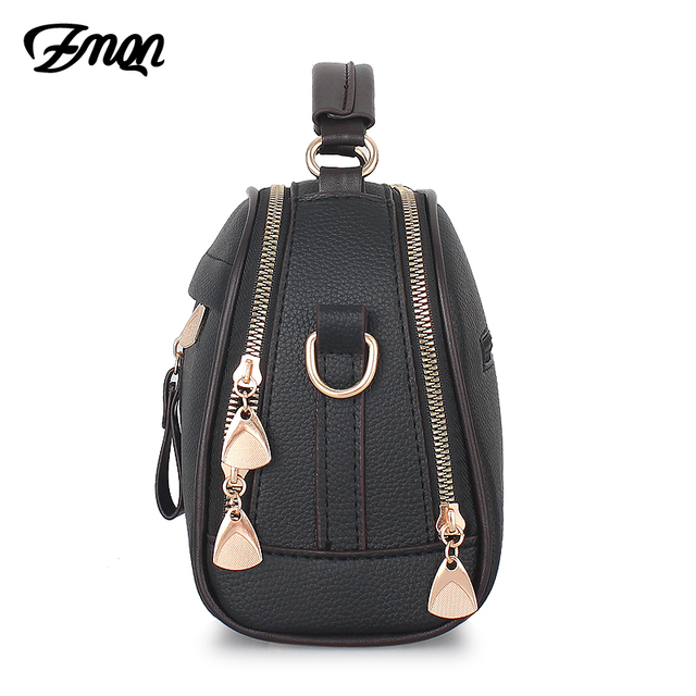 ZMQN Crossbody Bags For Women 2018 PU Leather Bag Ladies Sac Shoulder Messenger Bags Women Cheap Small Bolsa Feminina Mujer A328