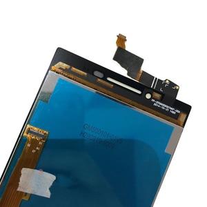 Image 4 - 100% اختبار شاشات LCD لينوفو P70 P70 A P70t P70a شاشة الكريستال السائل مجموعة المحولات الرقمية لشاشة تعمل بلمس P70 الهاتف استبدال شحن مجاني