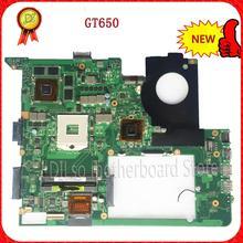 Pour ASUS N76V N76VM N76VZ mère D'ordinateur Portable N76V carte mère REV 2.2 GT650 Non-Intégré 100{c21a25856bfcb9027934937cf6e27734c848961347a77128bb7b6571e4c99dec} testé freeshipping d'origine