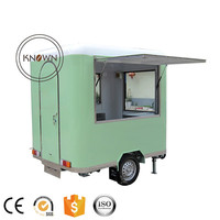 Mini utility can be customized with high quality large space street food delivery shop car with free shipping for sale|Food Processors| |  -