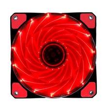 LED Silent PC Cooling Fan 12V