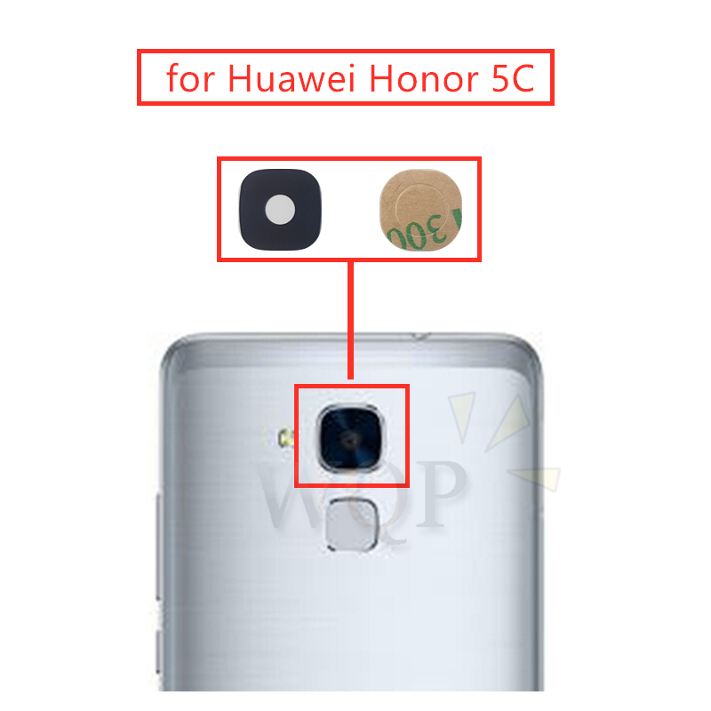 Glass-Lens Huawei Honor 7-Lite Camera Replacement Back Repair-Spare-Parts for 5C Rear