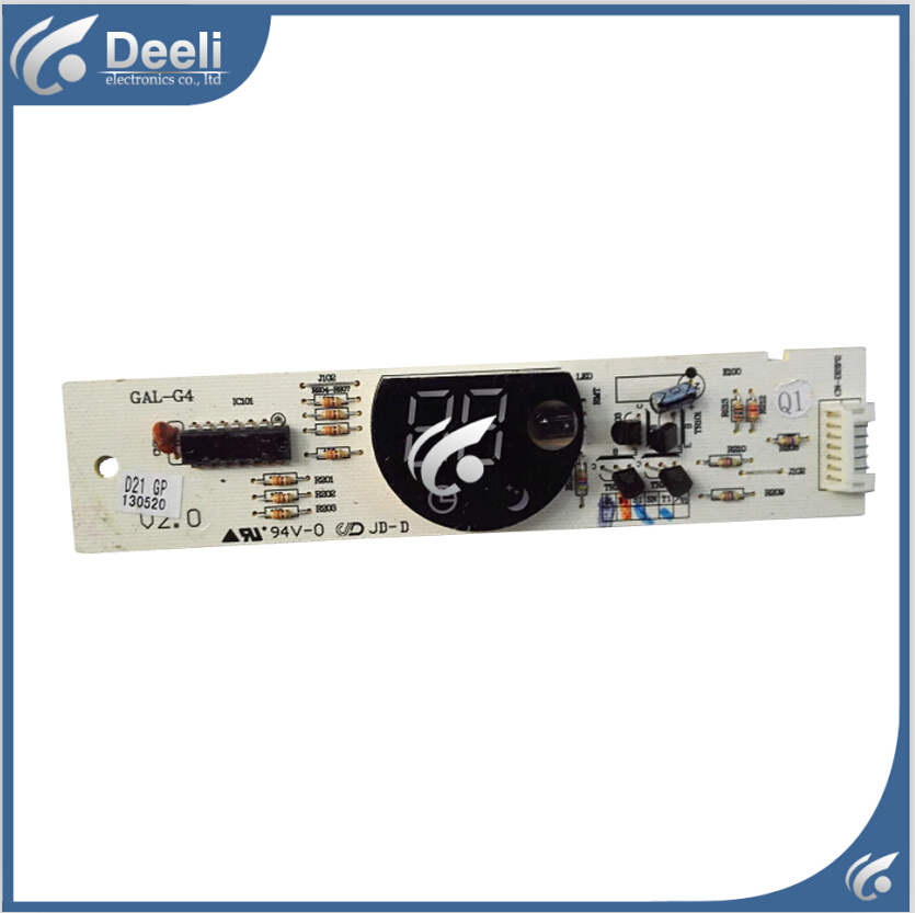 95% new good working for air conditioning computer board Display receiving plate GAL-G4 board a pair 95% new original for buffer plate board th p55gt32c tnpa5340 tnpa5341 good board